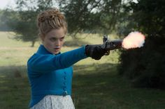 Pride and Prejudice and Zombies:  Bella Heathcote in Screen Gems' PRIDE AND PREJUDICE AND ZOMBIES.