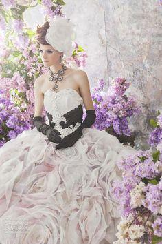 Stella de Libero Wedding Dresses — The Lilac Bridal Collection   Wedding ...    weheartit.com
