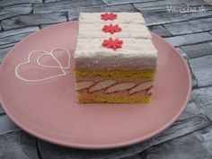 sk - recepty a videá o varení Slovak Recipes, Vanilla Cake, Ale, Food And Drink, Pudding, Cupcakes, Baking, Advent, Pies