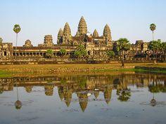 Angkor Wat, el templo más asombroso de Camboya