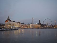 A'la Annn: Wintry and cold Helsinki!