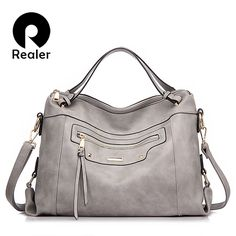 Fashion Women Tote Bag Artificial Leather Women Solid Bag Ladies Messenger Bag //Price: $57.82 & FREE Shipping //     #womenfashion