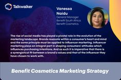 Benefit Cosmetics South Africa shifts social focus from sales to engagement & reviews its brand DNA to keep up with Gen Z Digital Marketing Strategy, The Marketing, Benefit Cosmetics, Influencer Marketing, Makeup Brands, East Africa, Dna, Evolution, How To Apply