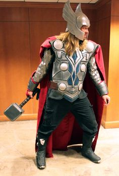 toddler boys thor halloween costume   Thor Costume - Kids Costume ...