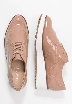 Pink and nude shoes