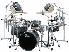 Beautiful Drum Set