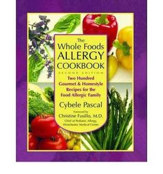 Introducing Whole Foods Allergy Cookbook. Buy Your Books Here and follow us for more updates!