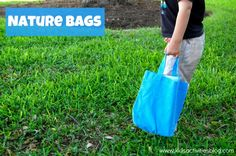 Nature Walk: Grab the Nature Bag!
