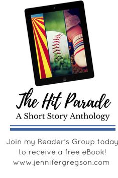 Join today to receive a free copy of her short story anthology, The Hit Parade!