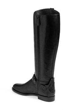 6e37ba0132d Tory Burch  Derby  Leather Riding Boot (Women)