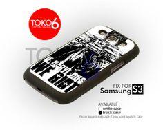 AJ 3861 Dies We Riot Daryl - Samsung Galaxy S III Case | toko6 - Accessories on ArtFire