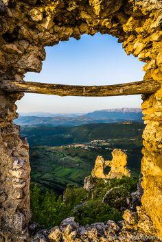 Rocca Calascio, Abruzzo, Italy (IT) / by Hans Kruse