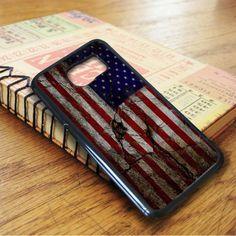 American Cracked Samsung Galaxy S7 Case