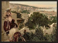 الجزائر العاصمة اواخر القرن 19