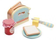 Le Toy Van - Honeybake Toaster Set by Le Toy Van