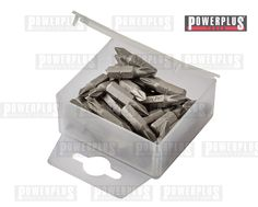 "PH1 Kreuz Bit Set  40 Stück PH1 Kreuz Bits in praktischer Kunststoff Box Sechskant 1/4"" (SW. 6 mm) L= 25 mm Material: Chrome Vanadium Lieferung ohne abgebildete Bithalter Die Bithalter sind in folgenden Abmessungen Verfügbar: 58 mm für € 2,39 ( Bestell-Nr. PP-T 2256 ) 75 mm für € 2,99 ( Bestell-Nr. PP-T 2257 ) Gewicht: 0.212 kg, Preis: € 7,95 zzgl. Versand https://www.powerplustools.de/bit-sets-bithalter/ph1-kreuz-bit-set-25-mm-40-stk-in-kunststoff-box-kreuz-bits.html"
