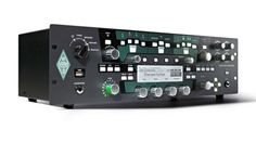 "Kemper Profiler Rack. High end amp modeling through impulse response. Like the AxeFX's ""tone matching"". Want!"