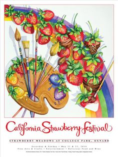 California Strawberry Festival in Oxnard Review Food Art Crafts & Entertainment for the Family