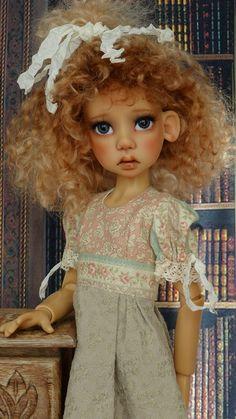 BJD-club • Просмотр темы - Кастомные мейки на куклах Kaye Wiggs