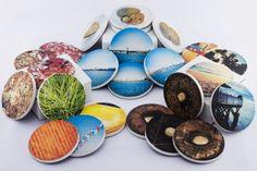 coastermatic: instagram photos on coasters.