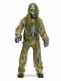 Zombie Skeleton - Kids Costume