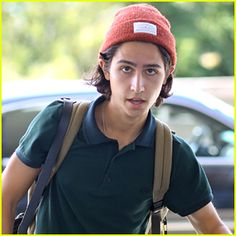Lorenzo Henrie Takes Break From 'Fear Of The Walking Dead' For Father's Day