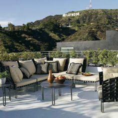 Amazon.de: Xinro 19tlg Xxxl Polyrattan Gartenmöbel Lounge Sofa ... Moderne Gartenmobel Auswahlen