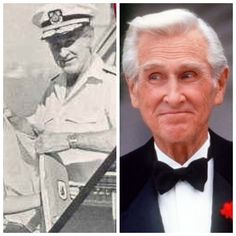 and returned to acting after the war. He was a member of Coast Guard Auxiliary in the District. He was latter appointed an honorary commodore. Hollywood Actor, Hollywood Stars, Classic Hollywood, Old Hollywood, Famous Men, Famous Faces, Famous People, American Soldiers, American Actors