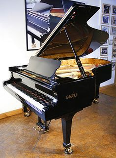 Fazioli F212 Grand Piano-My dream house would have one of these