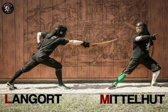 Langort & Mittelhut