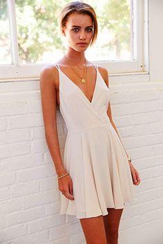 white summer dres