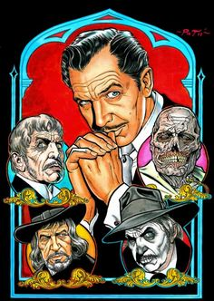 The one and only Vincent Price