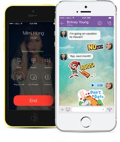Viber - Free calls, free international calls,  Free text messages, photo and location sharing ~ viber user to viber user