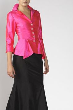 Marisa Baratelli, Thai Silk, Gowns, Blouses, Jackets