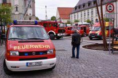 Blaulichtticker: Ottobeuren: Tag der Freiwilligen Helfer - Fahrzeug...