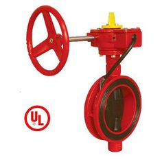 Ul Fm Valves And Grooved Pipe Fittings