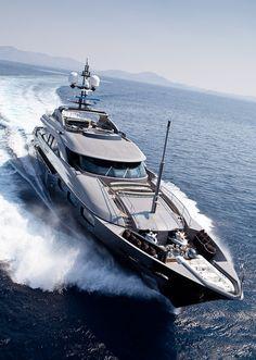 Aifos, Superyacht, Greece