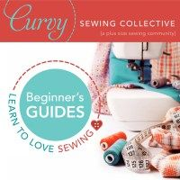 The following are companies that offer sewing patterns going into the  plus size range.