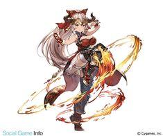Cygames、『グランブルーファンタジー』でイベント「剣と脚に想いを乗せて」開催! レジェンドガチャにアリーザ(CV高森奈津美さん)らを解放する武器を追加 | Social Game Info