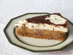 Nepečená jablkovo-mascarpone torta Mimoriadne chutná, šťavnatá tortička.