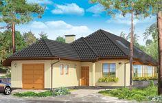 Projekt Jamnik 3 jest domem jednorodzinnym dla rodziny 4-6 osobowej. Budynek nadaje się na wąską działkę. Projekt domu zaplanowano w ten sposób, aby poddasze można było ewentualnie zagospodarować w drugim etapie budowy, lub zostawić niewykończone. Można też wykorzystać je jako niezależne mieszkanie dla dziecka.