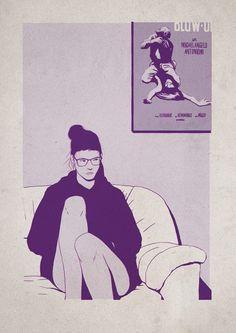 Illustrations by Adams Carvalho.