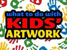 Artwork Organizing Ideas: How to Organize Kids Craft Projects Dollar Tree Organization, School Supplies Organization, Diy School Supplies, Craft Organization, Organizing Ideas, Organizing School, Art Supplies, Craft Projects For Kids, Diy For Kids