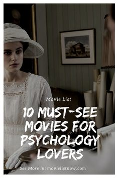 10 Must-See Movies For Psychology Lovers - Movie List Now