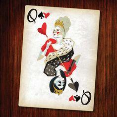 Queens of Cards