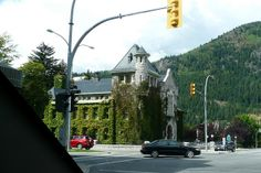 Nelson Courthouse - Kootenays, BC - Canadian Heritage Building - News - Bubblews O Canada, British Columbia, Bubbles, Coast, Earth, Building, Places, Travel, Beautiful