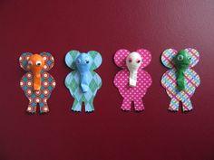 Luftballon-Elefanten