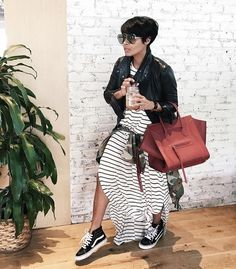 Likes, 133 Comments - Kyrzayda Rodriguez ~ (Kyrzayda Rodriguez) on Instagr. Likes, 133 Chic Outfits, Fall Outfits, Fashion Outfits, Womens Fashion, Fashion Trends, Look Fashion, Winter Fashion, Cooler Look, Up Girl