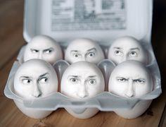 Eggheads.