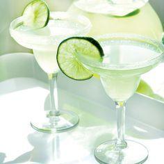 Sandra Lee - Key Lime and Melon Margarita
